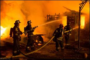 COMM Fire Rescue